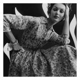 Glamour - January 1957