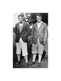 Bobby Jones and Watts Gunn