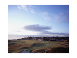 St Andrews Golf Club Old Course  aerial