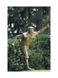Payne Stewart Statue at Pinehurst
