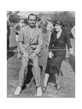 Fairbanks & Pickford American Golfer April 1932