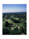 Winged Foot Golf Course West Course  Holes 12 and 13