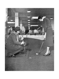 Glenna Collett and Diana Fishwick The American Golfer March 1931