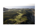 Cabo Real Golf Course  aerial  Holes 3 and 4