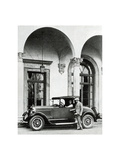 Studebaker Roadster  The American Golfer  May 16  1925