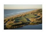 Kiawah Island Resort  Ocean Course  aerial