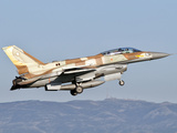 An Israeli Air Force F-16I Sufa