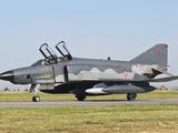A Turkish Air Force Rf-4E Taxiing at Izmir Air Base  Turkey