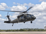 A Brazilian Air Force UH-60L Black Hawk at Natal Air Force Base  Brazil