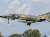 An F-4 Phantom of the Hellenic Air Force