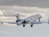 A Gulfstream G550 Eitam of the Israeli Air Force