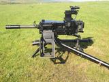 An MK19 40mm Machine Gun