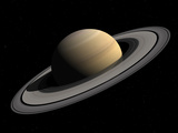 Artist's Concept of Saturn