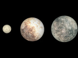 Dwarf Planets Ceres  Pluto  and Eris