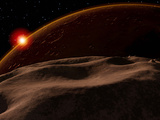 An Eclipse of the Sun by Mars as Seen from the Surface of its Moon  Phobos