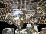 Dextre  the Canadian Space Agency's Robotic Handyman