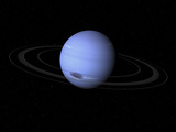 Artist's Concept of Neptune