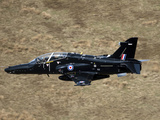 A Hawk T2 Jet Trainer Aircraft of the Royal Air Force
