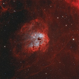 The Tadpole Nebula