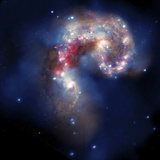 The Antennae Galaxies