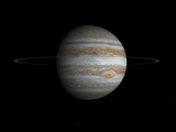 Artist&#39;s Concept of the Planet Jupiter