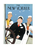 The New Yorker Cover - August 25  1928
