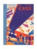 The New Yorker Cover - May 25  1929
