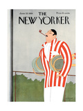 The New Yorker Cover - June 23  1928