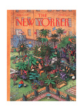 The New Yorker Cover - August 5  1991