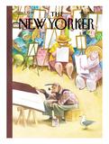 The New Yorker Cover - September 1  2003
