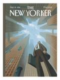 The New Yorker Cover - September 30  1996