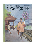 The New Yorker Cover - May 1  1965