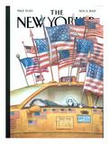 The New Yorker Cover - November 5  2001