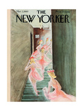 The New Yorker Cover - March 2  1963