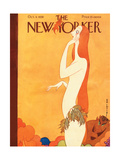 The New Yorker Cover - October 4  1930