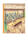 The New Yorker Cover - February 2  1998
