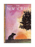 The New Yorker Cover - September 18  1965