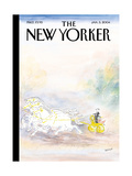 The New Yorker Cover - January 5  2004