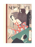 The New Yorker Cover - March 1  1930