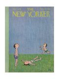 The New Yorker Cover - June 6  1959