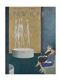The New Yorker Cover - January 15  1955
