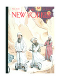 The New Yorker Cover - December 17  2001