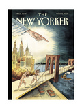 The New Yorker Cover - March 7  2005