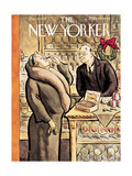 The New Yorker Cover - December 10  1932