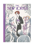 The New Yorker Cover - March 17  1928