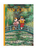 The New Yorker Cover - June 5  2000