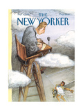 The New Yorker Cover - September 4  1995