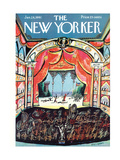 The New Yorker Cover - January 28  1961