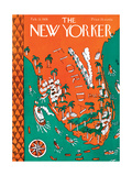 The New Yorker Cover - February 13  1926