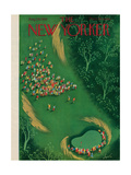 The New Yorker Cover - August 29  1953